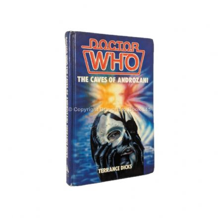 Doctor Who The Caves of Androzani by Terrance Dicks Hardback First Edition W.H. Allen 1984